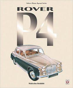 Rover P4