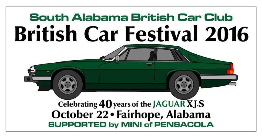 South Alabama British Car Festival