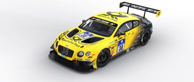 The 38 Continental GT3