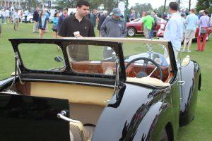 Triumph 1800 Roadster 1947 8