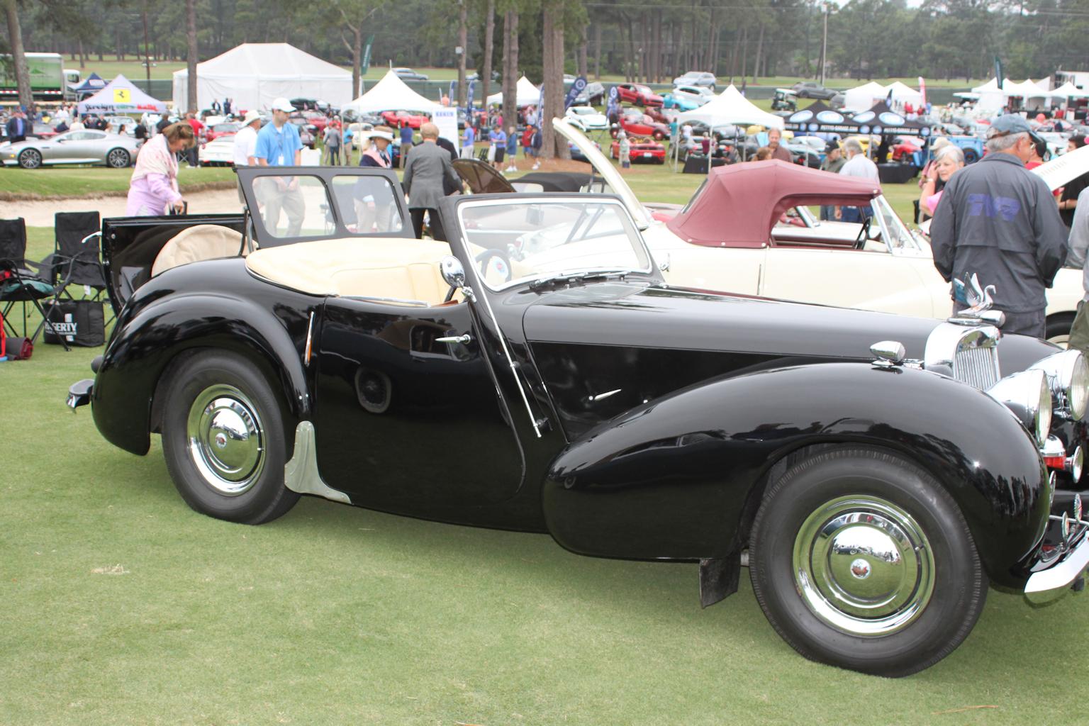 Triumph 1800 Roadster 1947 9