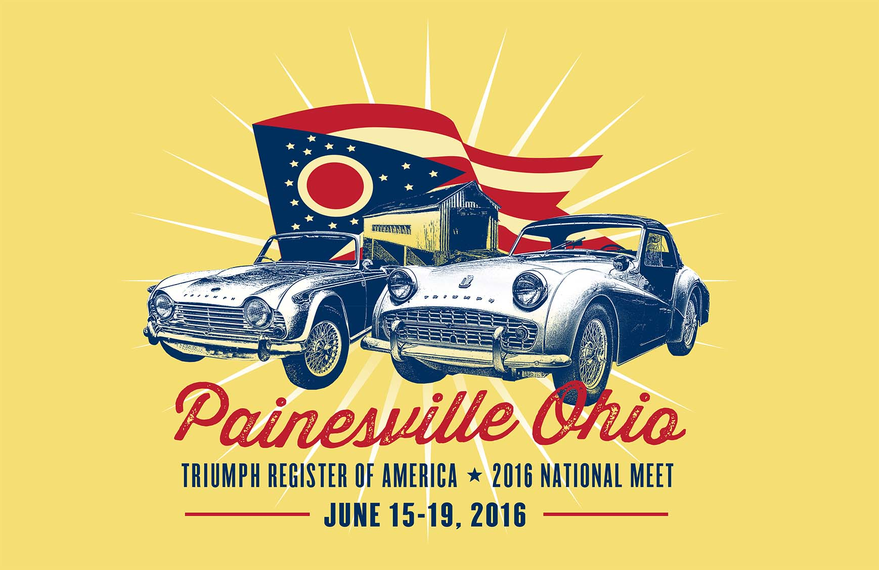 2016 TRIUMPH REGISTER OF AMERICA NATIONAL MEET