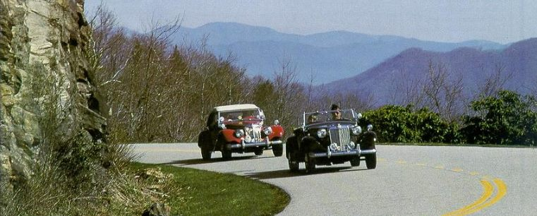 VotW - The Skyline Soiree with the New England MG T Register