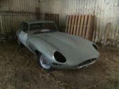 1966 Jaguar E Type Series 1 Coupe 2 2