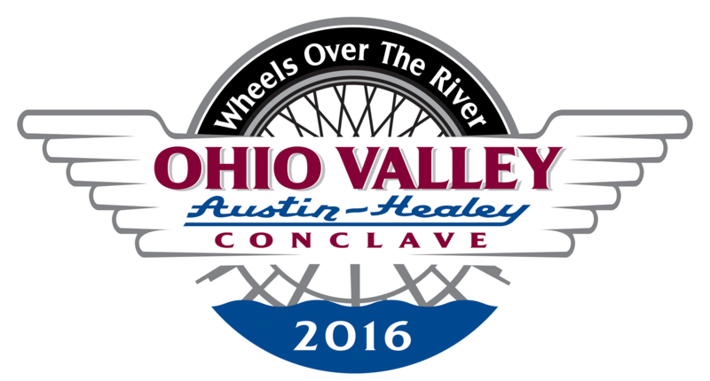 2016 Austin Healey Club of America Conclave