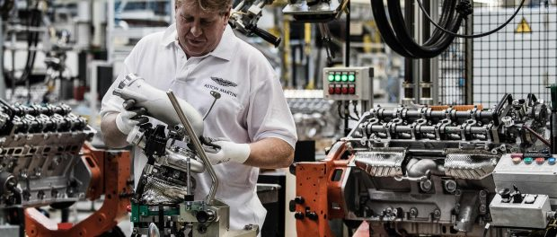 Aston Martin Koln Engine Plant Photo (4)