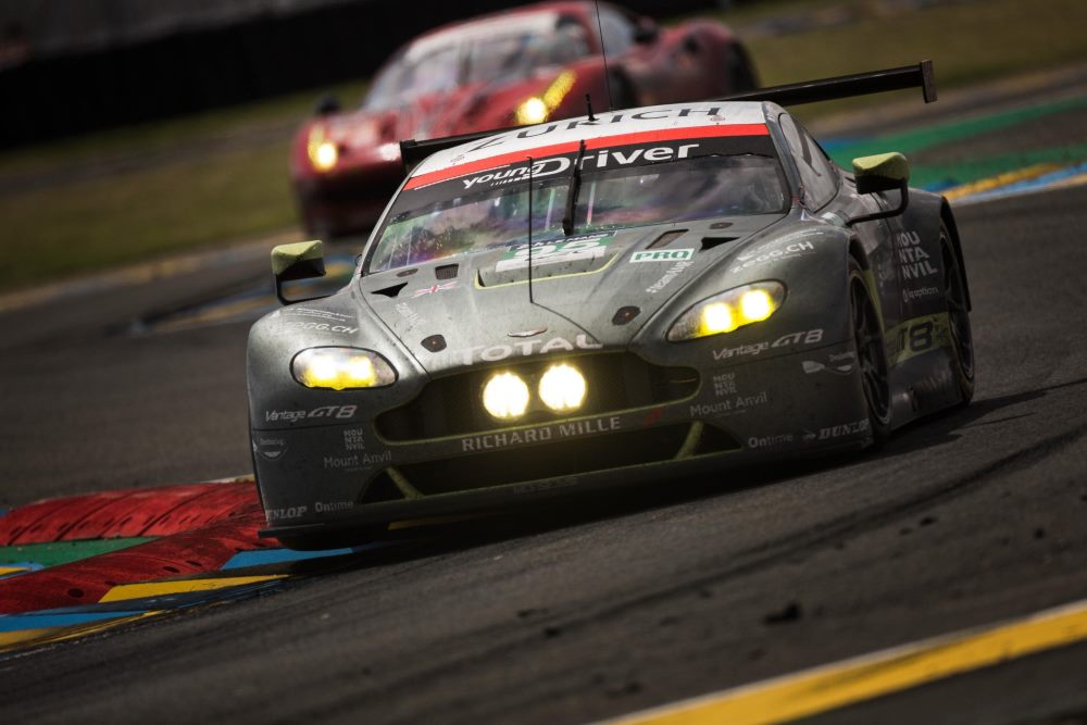 Aston Martin Racing leave Le Mans as World Endurance Championship leaders 3