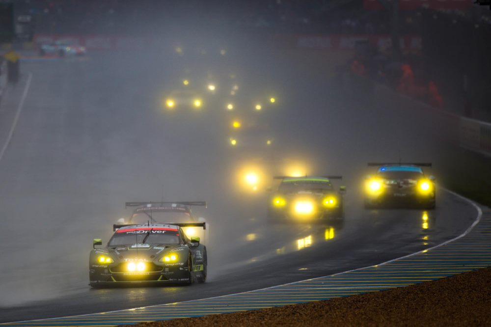 Aston Martin Racing leave Le Mans as World Endurance Championship leaders