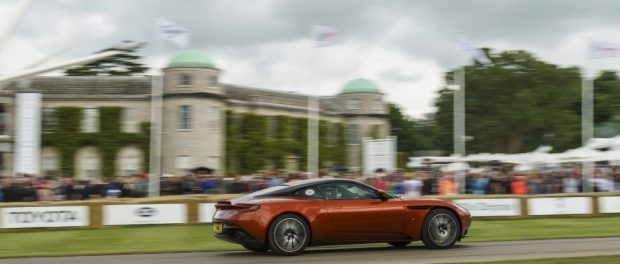 Aston Martin at the Goodwood Festival of Speed 1