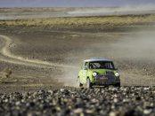 Austin Mini takes on Peking to Paris Motor Challenge