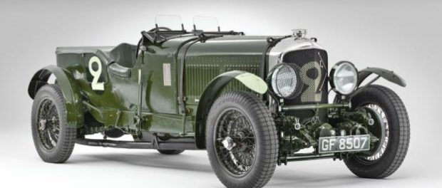 Bentley Old Number 2