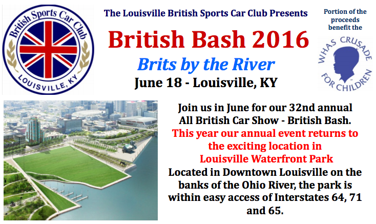 Brits by the River - Britsh Bash 2015 - Louisville, KY