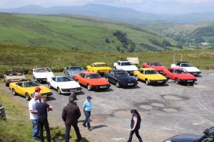 The Bullet Run - Bwlch y Groes car park TR7 parking only 002