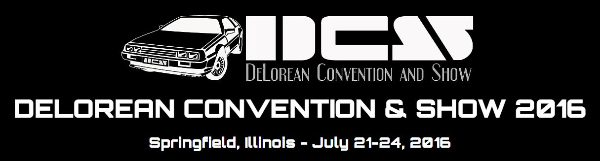 Delorean Convention and Show DCS 2016