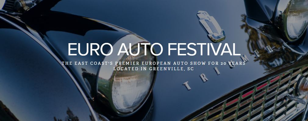 Euro Auto Festival Greenville Sc Just British