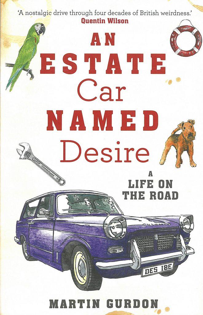 Estate Car Named Desire by Martin Gurdon