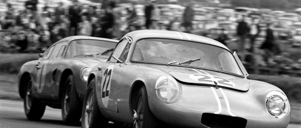 The jazz legend raced the car extensively for five seasons in top level international sports car racing in both the UK and Europe.
