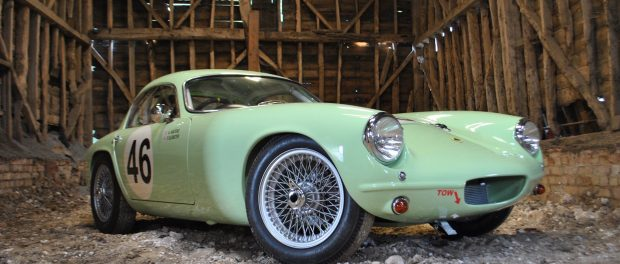First Production Lotus Elite To Be Auctioned Just British