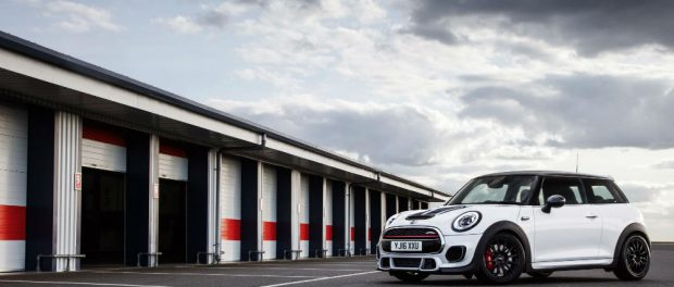 MINI Announces UK Only John Cooper Works Challenge