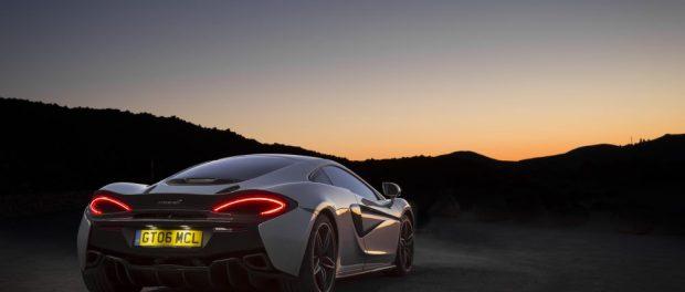 McLaren 570GT Tenerife 570
