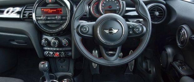 New MINI Cooper John Cooper Works Challenge