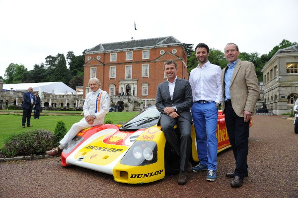 The Royal Automobile Club Hosts the Motor Sport Hall of Fame