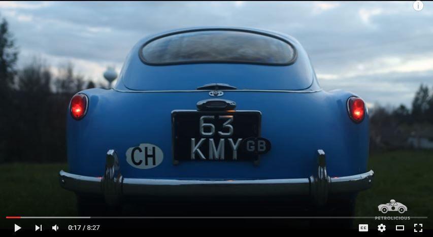 VotW - 1957 Aston Martin Mk III - Perfectly Awful