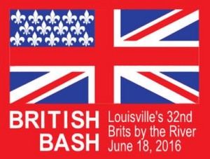32nd British Bash / Brits by the River, Louisville, KY