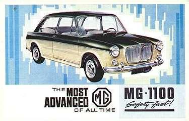 MG 1100 Postcard