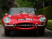 1961 Jaguar E-Type Series 1 Roadster Chassis #62 (2)