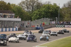 2015 Jaguar Heritage Challenge Donington Park 1384
