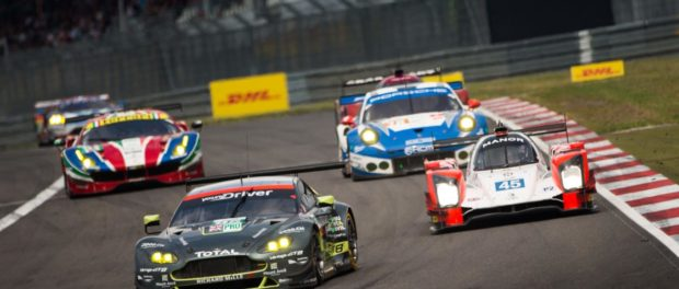 Aston Martin Racing tastes victory at FIA WEC 6 Hours of Nürburgring 2