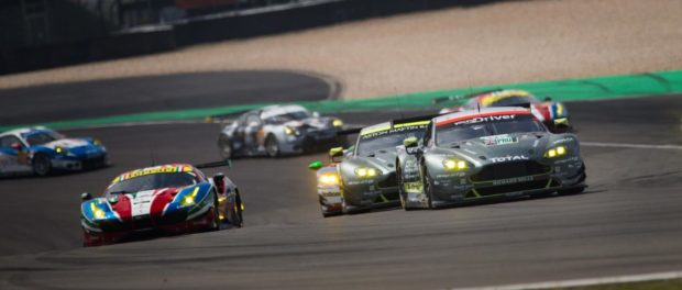 Aston Martin Racing tastes victory at FIA WEC 6 Hours of Nürburgring 3