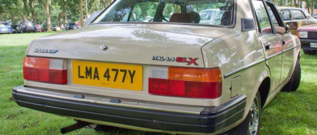 Is the Morris Ital on its way out