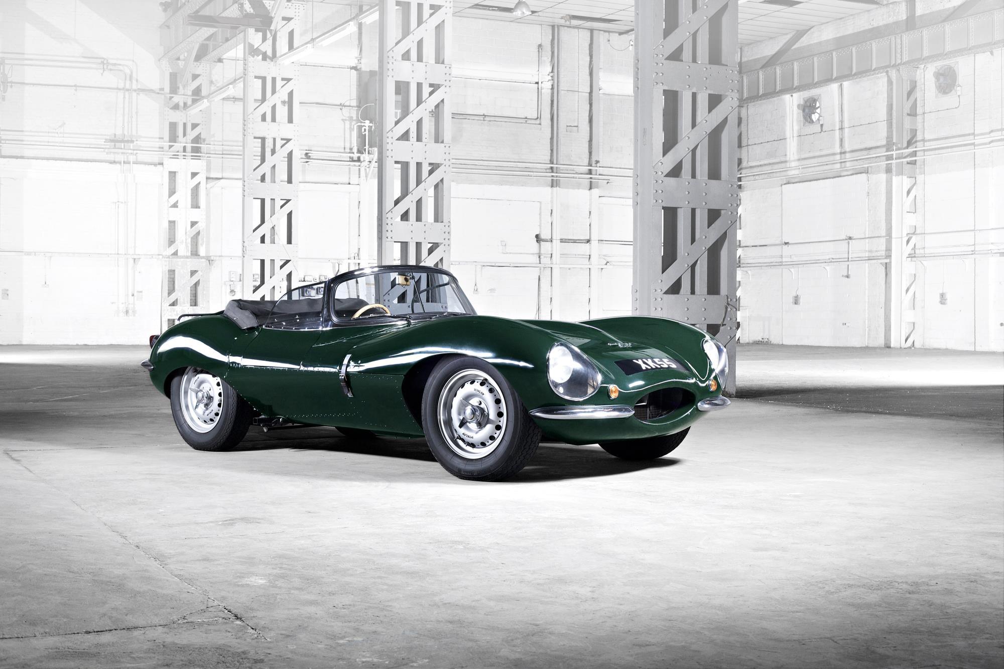 Jaguar Classic XKSS FRONT