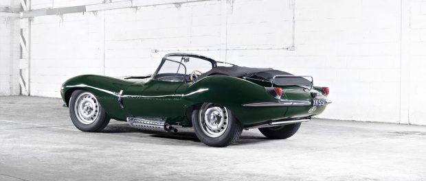 Jaguar Classic XKSS REAR