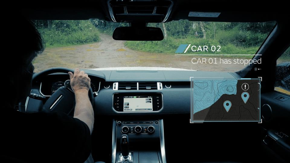 Jaguar Land Rover demonstrates all-terrain autonomous self-driving research