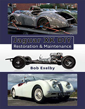 Jaguar XK DIY Restoration & Maintenance by Bob Exelby