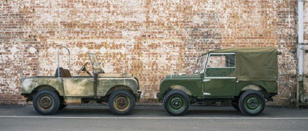Land Rover Reborn - Car Zero