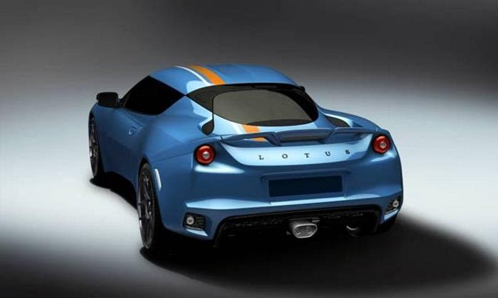 Lotus fans give Evora 400 an Exclusive iconic racing colour scheme 2