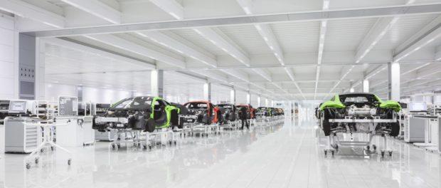 McLaren Production 0926