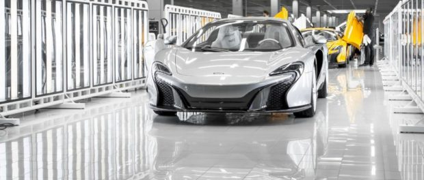 McLaren celebrates fifth anniversary with record results