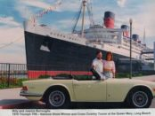 Reader Profile - The Burroughs, a Triumph Family - TR6 and Queen Mary