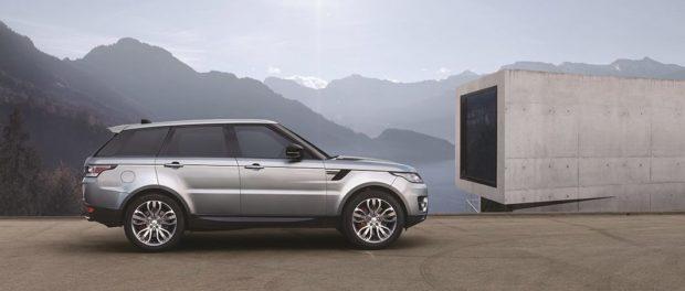 2017 Range Rover Sport exterior (1)