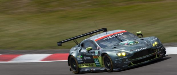 Aston Martin Racing jet set for Mexico