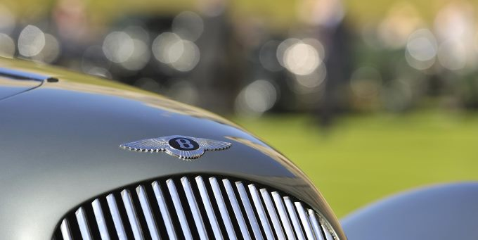 Bentley at the 2016 Concours of Elegance 2