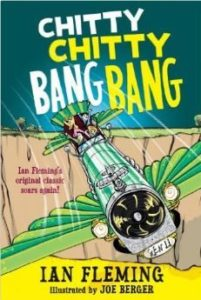 Chitty Chitty Bang Bang by Ian Flemming