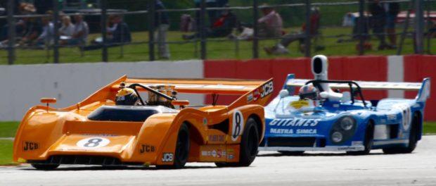 Don't miss McLaren v Matra on ITV4