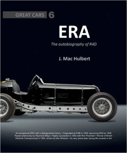 ERA - The Autobiography of R4D by J Mac Hulbert
