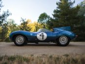 Ecurie Ecosse Jaguar D-Type British Auction Record